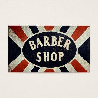Barbershop Sign Business Card