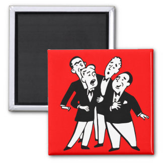 Barbershoppers Magnet