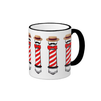 Barbershoppers Ringer Coffee Mug