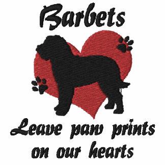 Barbets Leave Paw Prints