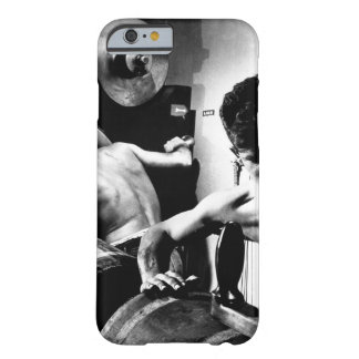 """Barbette of 16"""" gun on board_War Image Barely There iPhone 6 Case"""