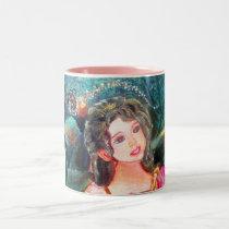 Barbi Two-Tone Coffee Mug