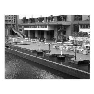 Barbican Centre landscape Postcard