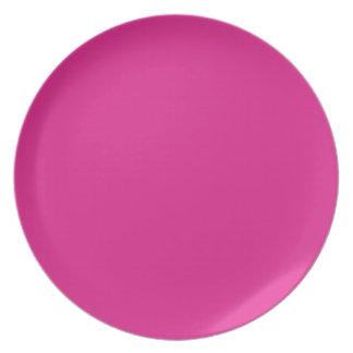 Barbie Pink Background Plates