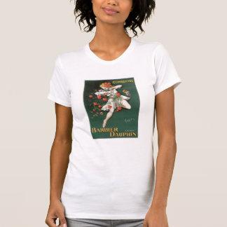 Barbier Dauphin Conserves Vintage Food Ad Art T-Shirt