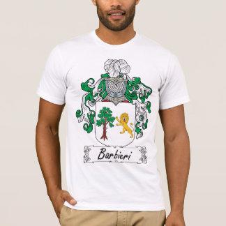 Barbieri Family Crest T-Shirt