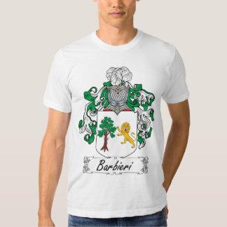 Barbieri Family Crest Tee Shirt