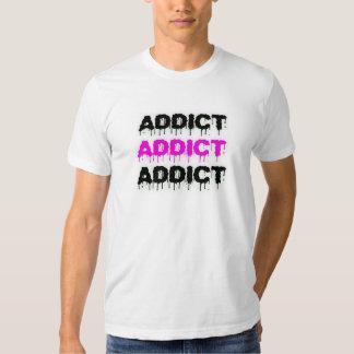 Barbie's Addiction ADDICT T-Shirt