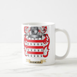 Barbosa Coat of Arms (Family Crest) Coffee Mugs