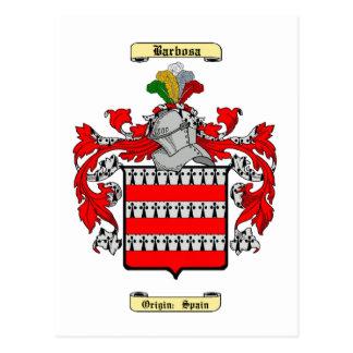 Barbosa Postcard
