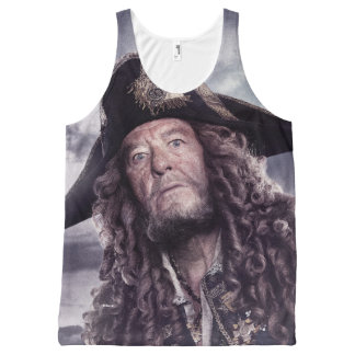 Barbossa - Command Respect All-Over-Print Tank Top