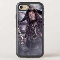 Barbossa - Command Respect OtterBox Symmetry iPhone 8/7 Case