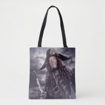 Barbossa - Command Respect Tote Bag