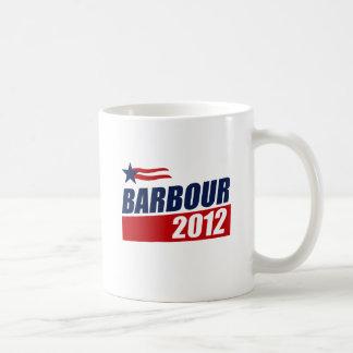 BARBOUR 2012 MUGS