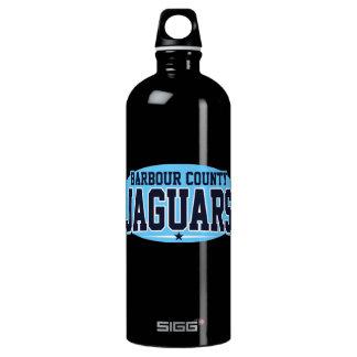 Barbour County High School; Jaguars Aluminum Water Bottle