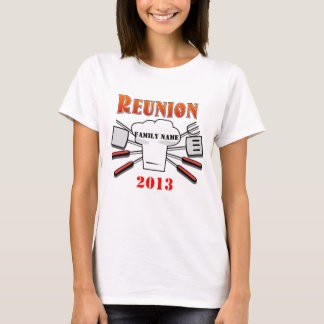 BarBQ Reunion T-Shirt