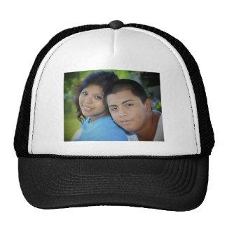 Barbra and Martin Trucker Hat