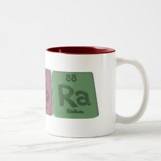 Barbra as Barium Rubidium Radium Coffee Mugs