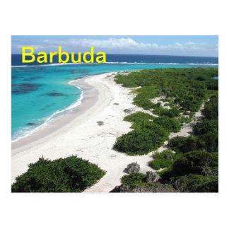 Barbuda postcard