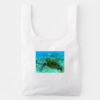 Barbuda que bucea bolsa reutilizable
