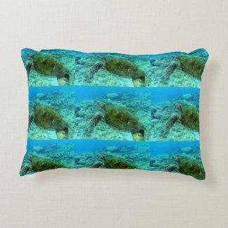 Barbuda Snorkeling Accent Pillow