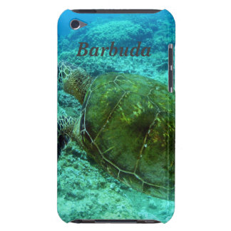 Barbuda Snorkeling Barely There iPod Case