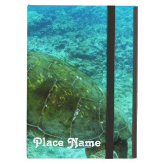 Barbuda Snorkeling iPad Air Cover