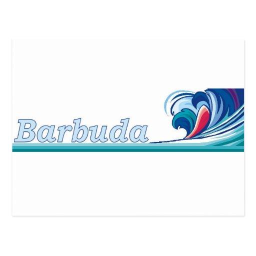 Barbuda Tarjetas Postales