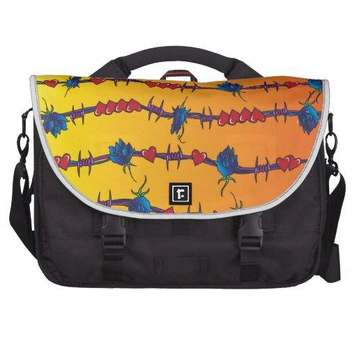 Barbwire Computer Bag