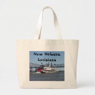 Barca en New Orleans Bolsa