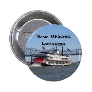 Barca en New Orleans Pins