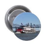 Barca Pin Redondo De 2 Pulgadas