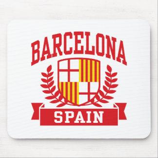 Barcelona Alfombrillas De Raton