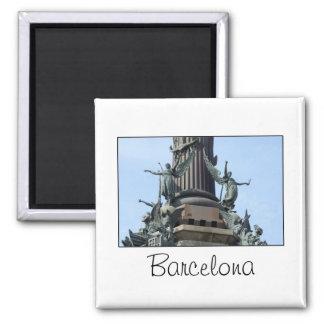 Barcelona, España Imán Para Frigorífico
