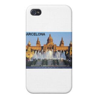 Barcelona España iPhone 4 Cárcasas