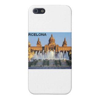 Barcelona España iPhone 5 Cárcasas