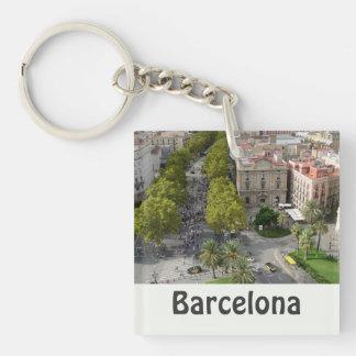 Barcelona, España Llavero