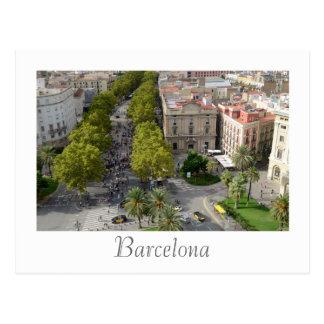 Barcelona, España Tarjetas Postales