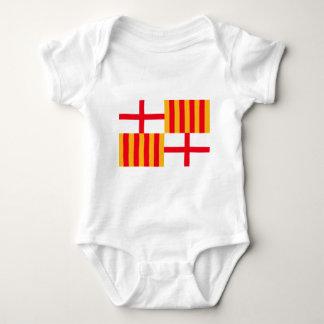 Barcelona Flag Shirt