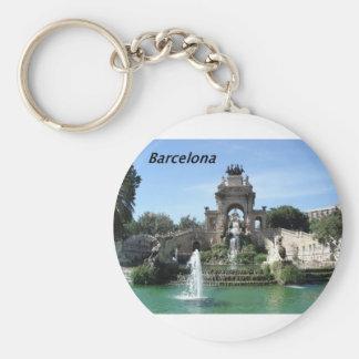 Barcelona--fountain--barc--[kan.k].JPG Keychain
