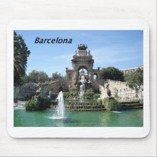 Barcelona--fountain--barc--[kan.k].JPG Mouse Pad