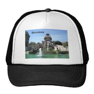 Barcelona--fountain--barc--[kan.k].JPG Trucker Hat
