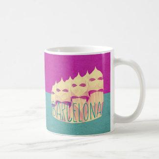 Barcelona Gaudi Paradise Coffee Mug