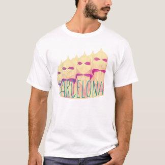 Barcelona Gaudi Paradise T-Shirt