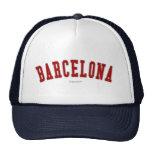 Barcelona Gorro