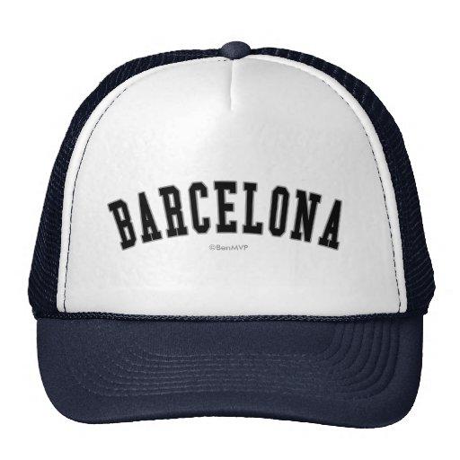 Barcelona Gorros
