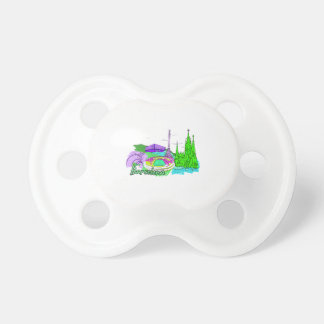 barcelona green 2 city image png pacifier