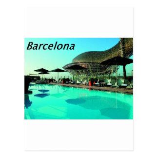 Barcelona--hotel--artes--[kan.k] .JPG Postal