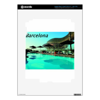 Barcelona--hotel--arts--[kan.k].JPG iPad 3 Skin