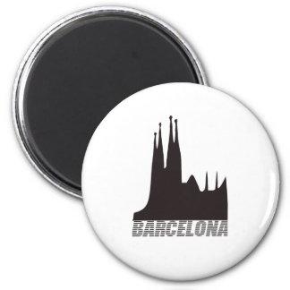 Barcelona Iman De Frigorífico